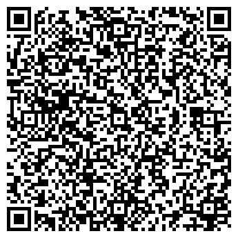 QR-код с контактной информацией организации ФЕДЕРАЦИЯ БОКСА Г. ОМСКА