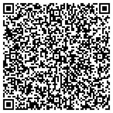 QR-код с контактной информацией организации ФЕДЕРАЦИЯ СПОРТИВНОЙ ГИМНАСТИКИ Г. ОМСКА
