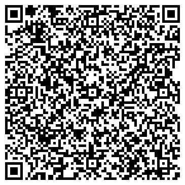 QR-код с контактной информацией организации ФОРТУНА ОБЩЕСТВЕННЫЙ КЛУБ АТЛЕТИЧЕСКОЙ ГИМНАСТИКИ