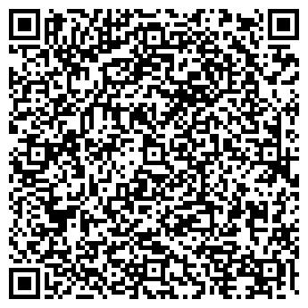 QR-код с контактной информацией организации ЭВИТА ФИТНЕСС-КЛУБ