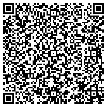 QR-код с контактной информацией организации ПЕРВОМАЙСКИЙ КДЦ