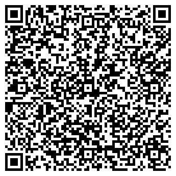 QR-код с контактной информацией организации ФЕДЕРАЦИЯ ФЛОРБОЛА Г. ОМСКА
