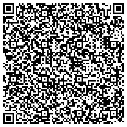 QR-код с контактной информацией организации ЦЕНТР ПОДГОТОВКИ ОЛИМПИЙСКОГО РЕЗЕРВА ПО ХУДОЖЕСТВЕННОЙ ГИМНАСТИКЕ ДО
