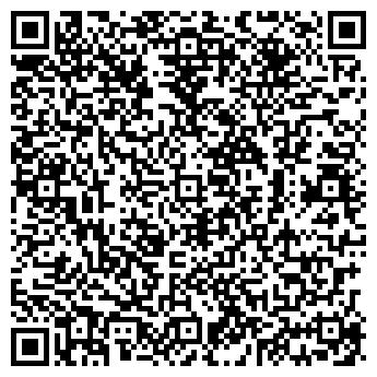 QR-код с контактной информацией организации ЦЕНТР ХУДОЖЕСТВЕННОЙ ГИМНАСТИКИ
