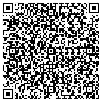 QR-код с контактной информацией организации РЕСТОРАН В ДОМЕ АКТЕРА