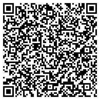 QR-код с контактной информацией организации ЦЕНТРАЛЬНОЕ КАФЕ