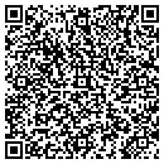 QR-код с контактной информацией организации АККАИР КАФЕ