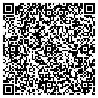 QR-код с контактной информацией организации АНТЕЙ КАФЕ