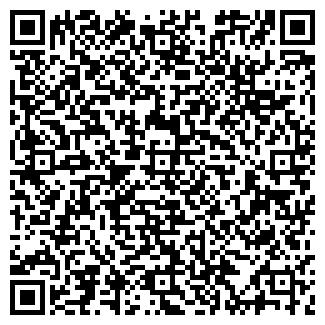 QR-код с контактной информацией организации ВОСТОК ТОО КАФЕ