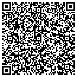 QR-код с контактной информацией организации КАРУСЕЛЬ КАФЕ