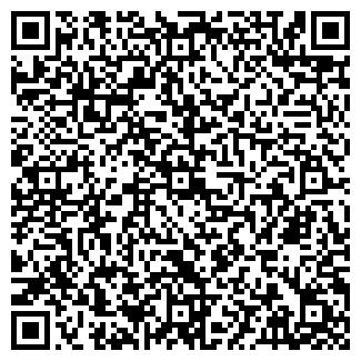 QR-код с контактной информацией организации № 25 БАНЯ, МУП