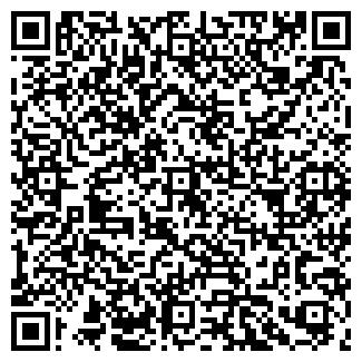 QR-код с контактной информацией организации ЧУДО-БАНИ