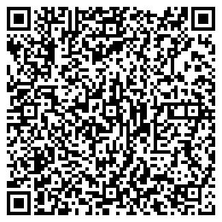 QR-код с контактной информацией организации САТУРН КДЦ