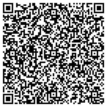 QR-код с контактной информацией организации АФРОСТУДИЯ ЕВДОКИИ ГОРДЕЕВОЙ
