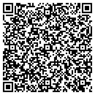 QR-код с контактной информацией организации РЭО, ЗАО
