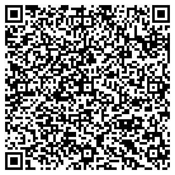QR-код с контактной информацией организации ТРАКТОРОЗАПЧАСТЬ ТД