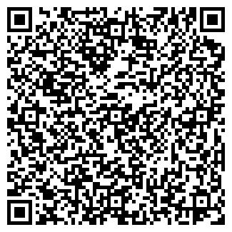 QR-код с контактной информацией организации РЕСТОРАН ВОЛНА