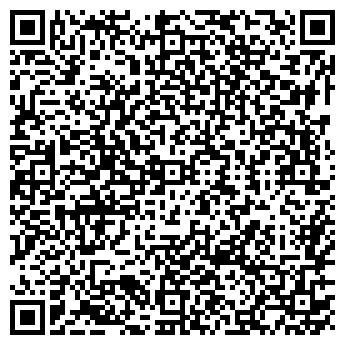 QR-код с контактной информацией организации САРГАТСКИЙ КБО