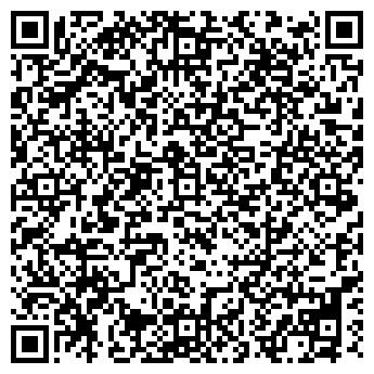 QR-код с контактной информацией организации САЯНЛЮКС АО