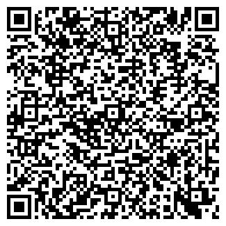 QR-код с контактной информацией организации АЛИЯ ЗАО