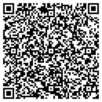 QR-код с контактной информацией организации ИНФО-СЕРВИС