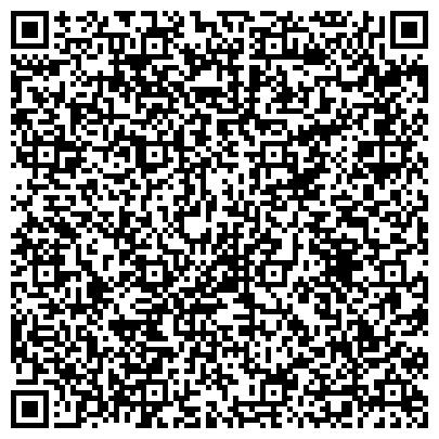 QR-код с контактной информацией организации ТЕХНОЦЕНТР-М ПРОИЗВОДСТВО КОРПУСНОЙ МЕБЕЛИ И ТОРГОВО-ВЫСТАВОЧНОГО ОБОРУДОВАНИЯ