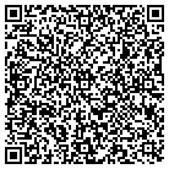 QR-код с контактной информацией организации ТОМСКИЙ МАРКЕТИНГ-КЛУБ