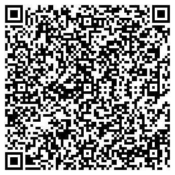 QR-код с контактной информацией организации ГАЗПРОМБАНК ФИЛИАЛ
