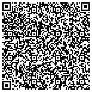 QR-код с контактной информацией организации ФЕДЕРАЛЬНОЕ КАЗНАЧЕЙСТВО ПО ТОМСКОМУ РАЙОНУ