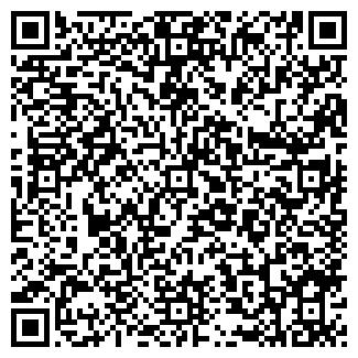 QR-код с контактной информацией организации ТЕЗАУРУМ