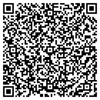 QR-код с контактной информацией организации АЛЬФА-TECH