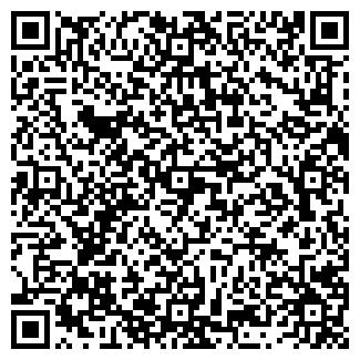 QR-код с контактной информацией организации РЕСТОРАН ЗАРЯ