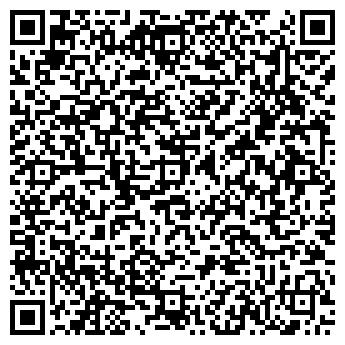 QR-код с контактной информацией организации МЕГА БАНК