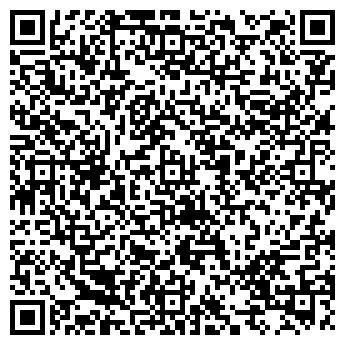 QR-код с контактной информацией организации АВТОБУСНЫЙ ПАРК 3 РУДАП