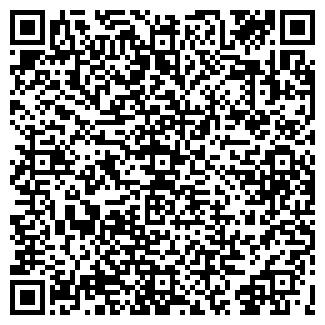QR-код с контактной информацией организации МЕГА-Р