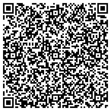 QR-код с контактной информацией организации МЕТРОПОЛИС КАДРОВОЕ ОБЪЕДИНЕНИЕ