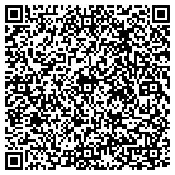 QR-код с контактной информацией организации ПАРУС КАДРОВОЕ АГЕНТСТВО