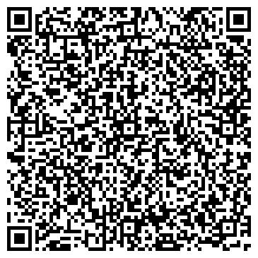 QR-код с контактной информацией организации ШАНС ПЛЮС КАДРОВОЕ АГЕНТСТВО
