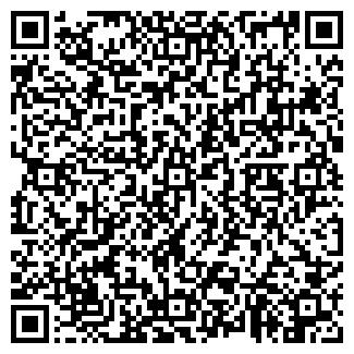 QR-код с контактной информацией организации ЗИМНЯЯ РАДУГА