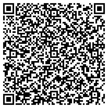 QR-код с контактной информацией организации ГОСТИНИЦА КРИЧЕВ