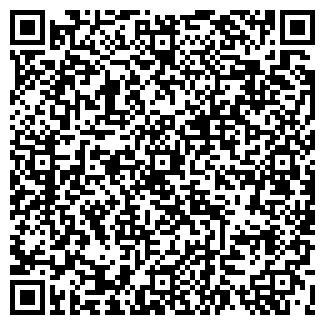 QR-код с контактной информацией организации ДЭУ 77