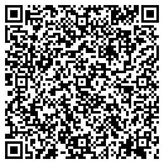 QR-код с контактной информацией организации АНТИСПИД