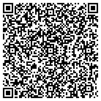 QR-код с контактной информацией организации АЗС Газпромнефть