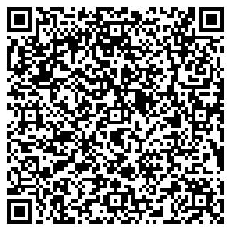 QR-код с контактной информацией организации ООО ТОМСКИЙ ЛЕСОЗАВОД