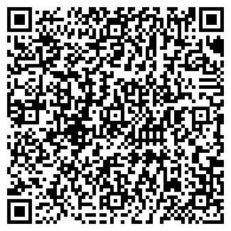 QR-код с контактной информацией организации АКТРУ