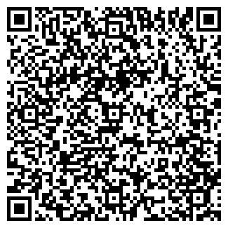 QR-код с контактной информацией организации INDIGO ДИЗАЙН