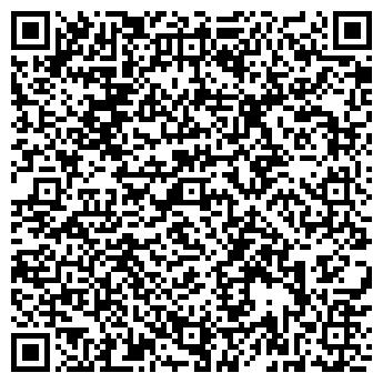 QR-код с контактной информацией организации МЕХА КОЖА ТКАНИ