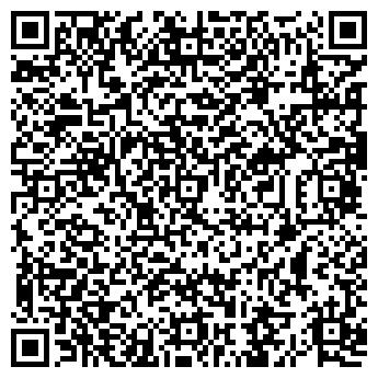 QR-код с контактной информацией организации ГИС-АСУ ПРОЕКТ ТОМСКИЙ ФИЛИАЛ