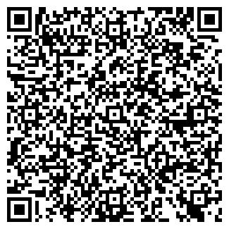 QR-код с контактной информацией организации ПОРТЛАНД