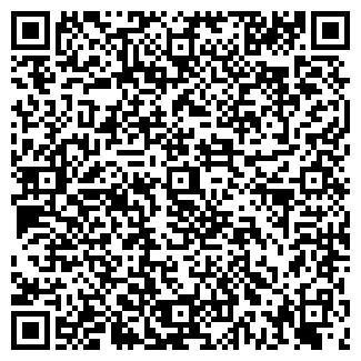 QR-код с контактной информацией организации СОФТАУРА